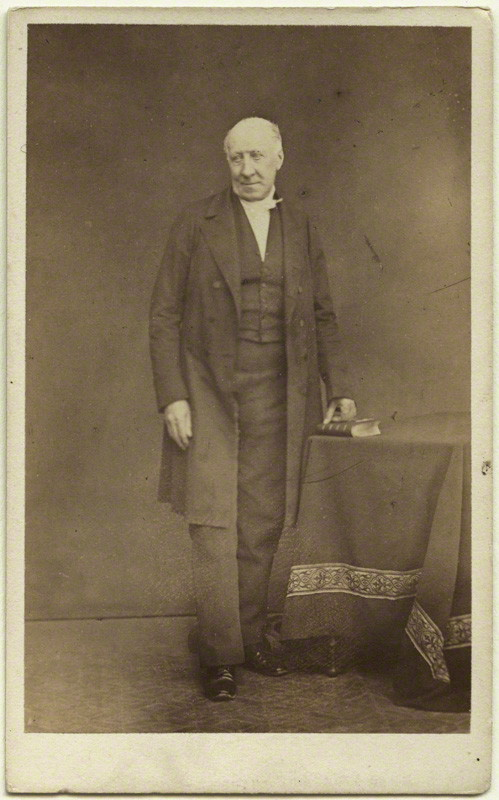 NPG Ax7417; Augustus Frederick Fitzgerald, 3rd Duke of Leinster by Thomas Cranfield