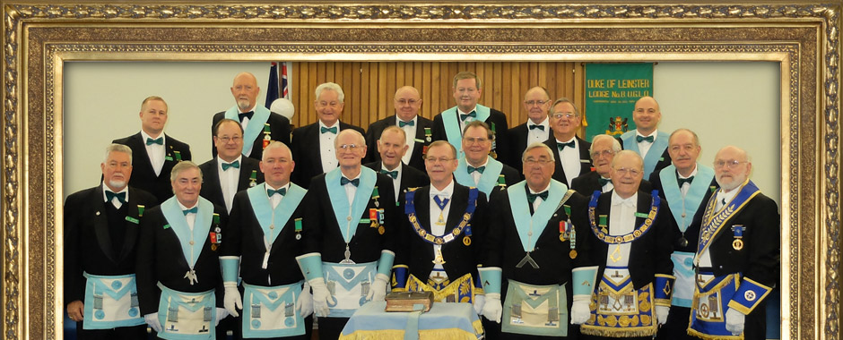Duke of Leinster Lodge Brisbane Freemason Lodge